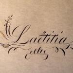 Prénom Laetitia