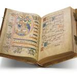 Codex en parchemin