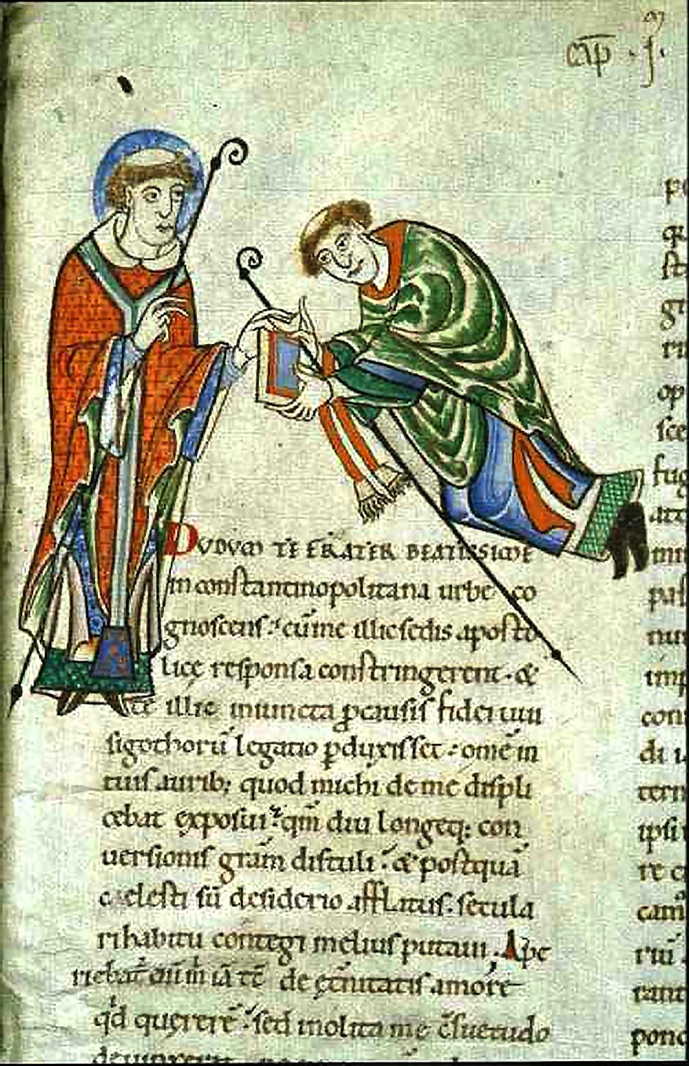 Manuscrit 168, folio 5