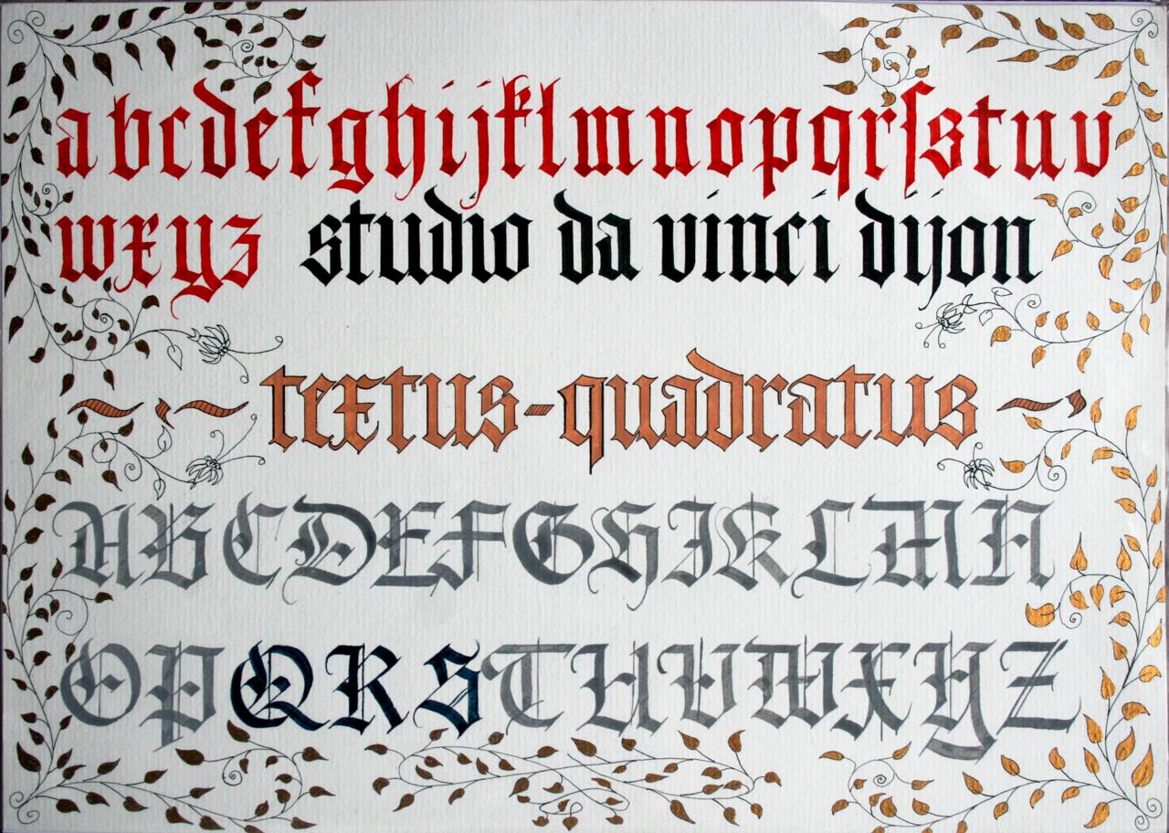 textus-quadratus